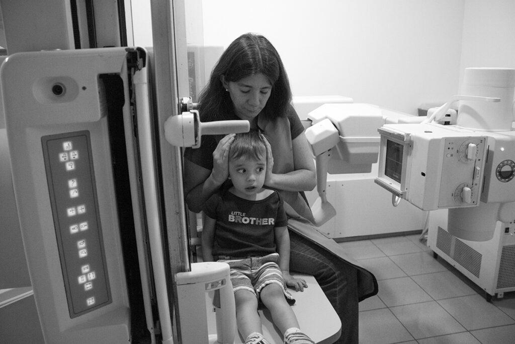 Fotografía Documenta y Reportaje: Hospital infantil